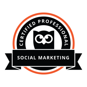 Certified Hootsuite Social Media Professional