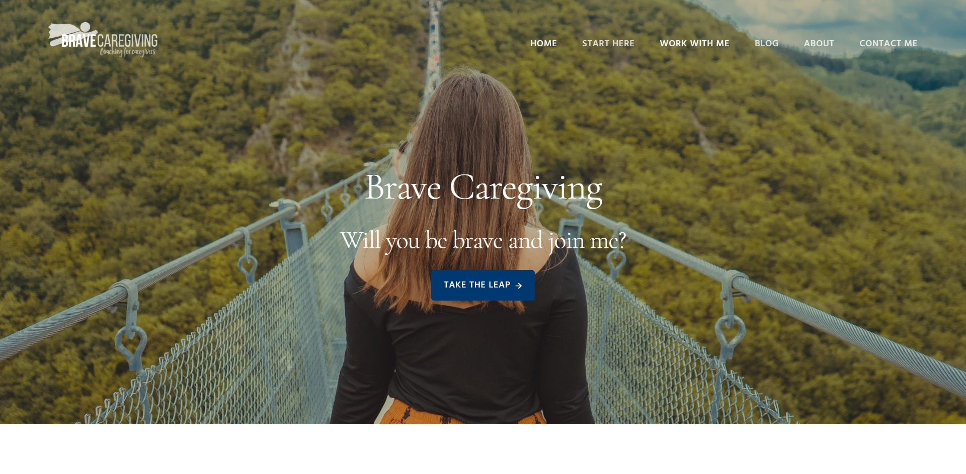 Brave Caregiving – Coaching for Caregivers – bravecaregiving.com
